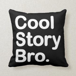 Cool Story Bro. American MoJo Pillow Cushion