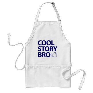 Cool Story Bro Apron