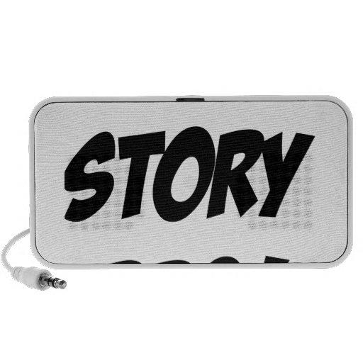 cool story bro black.png mp3 speaker