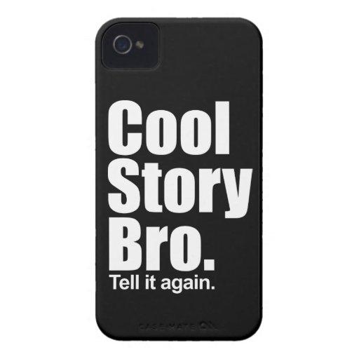 Cool Story Bro. BlackBerry Bold Case