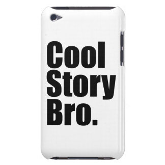 Cool Story Bro iPod Case-Mate Cases