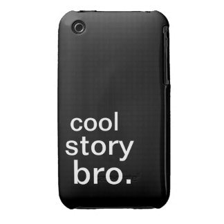 Cool Story Bro case iPhone 3 Case-Mate Case