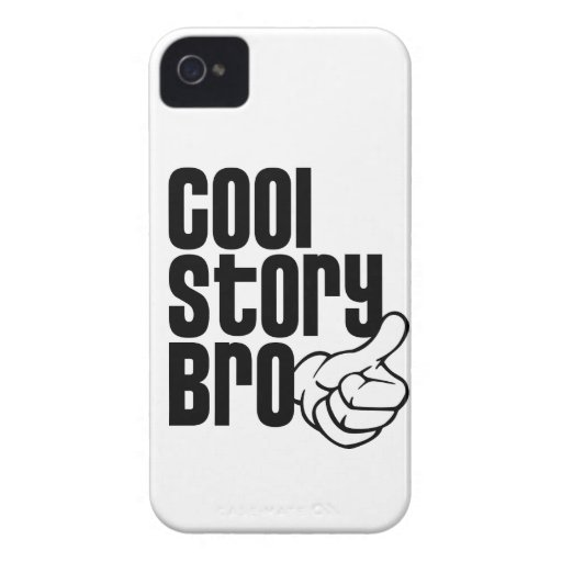 Cool Story Bro Blackberry Bold Covers