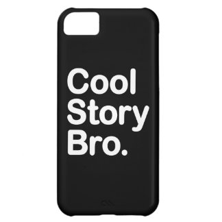 Cool Story Bro iPhone 5C Covers