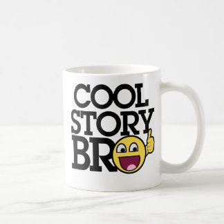 Cool story Bro Coffee Mug