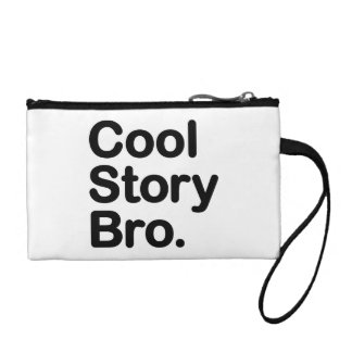 Cool Story Bro Coin Purse