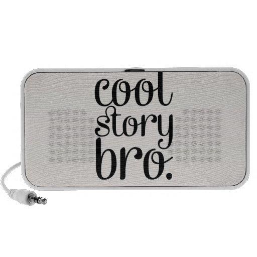 Cool Story Bro Cream Mini Speakers