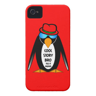 Cool Story Bro iPhone 4 Case