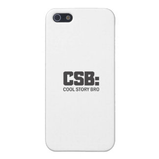 Cool Story Bro iPhone 5/5S Cover