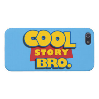 Cool Story Bro. iPhone 5 Case