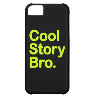 Cool Story Bro. iPhone 5C Case