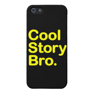Cool Story Bro Cover For iPhone 5/5S