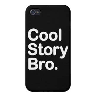 Cool Story Bro iPhone 4/4S Cover