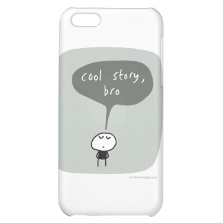 Cool story bro... cover for iPhone 5C
