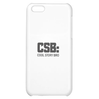 Cool Story Bro iPhone 5C Cases