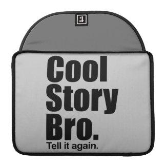 Cool Story Bro Mac Pro 13 Rickshaw Flap Sleeve Sleeves For MacBook Pro