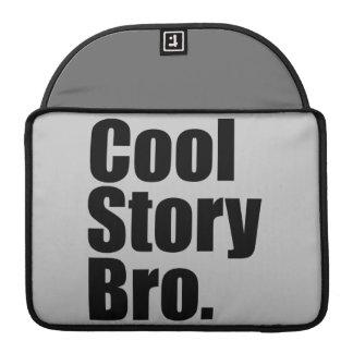 Cool Story Bro Mac Pro 13 Rickshaw Flap Sleeve Sleeve For MacBook Pro