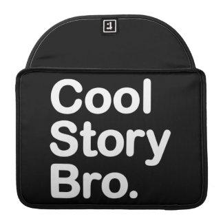 Cool Story Bro Mac Pro Rickshaw Flap Sleeve Sleeve For MacBooks