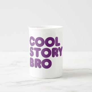 Cool Story Bro Bone China Mug