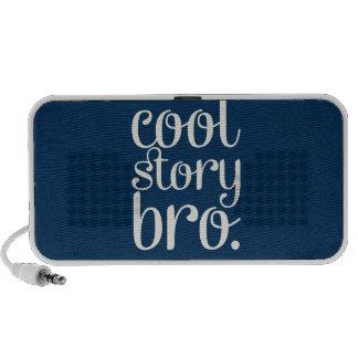 Cool Story Bro Navy PC Speakers