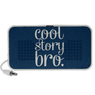 Cool Story Bro Navy Speaker System