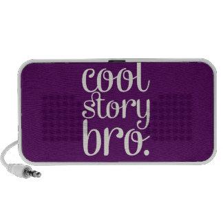 Cool Story Bro Purple Mini Speakers