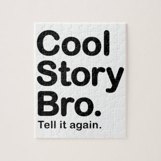 Cool Story Bro. Puzzle
