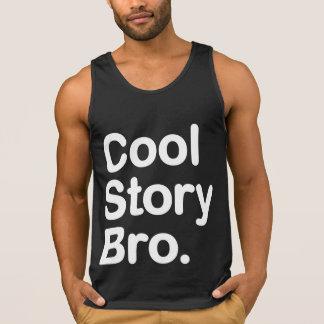 Cool Story Bro. Singlet