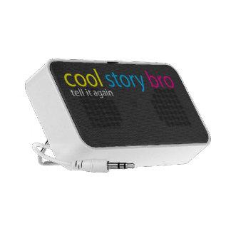 Cool Story Bro iPhone Speaker