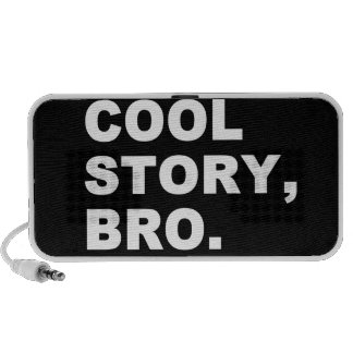 Cool Story Bro Mp3 Speakers