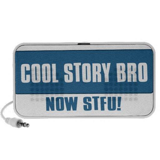 Cool story bro notebook speakers
