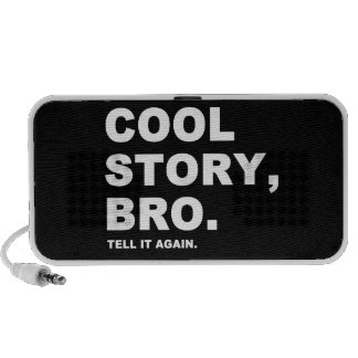Cool Story Bro Travel Speakers