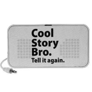 Cool Story Bro Speaker System