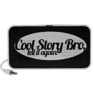 Cool Story Bro Laptop Speakers