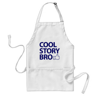 Cool Story Bro Standard Apron