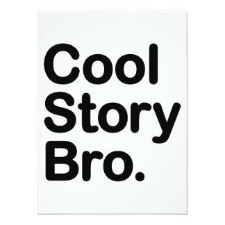 Cool Story Bro. Tell it Again Invite