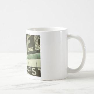 Cool Subway Mug