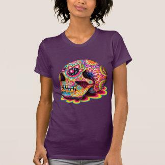 Cool Sugar Skull Shirt - Day of the Dead T-Shirt