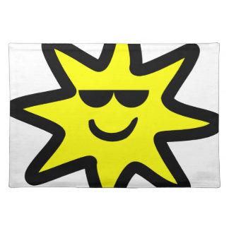 Cool Sun Placemat