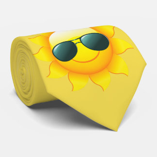 Cool Sun Tie