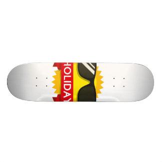 Cool sunglass sun 20 cm skateboard deck