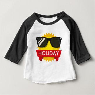Cool sunglass sun baby T-Shirt