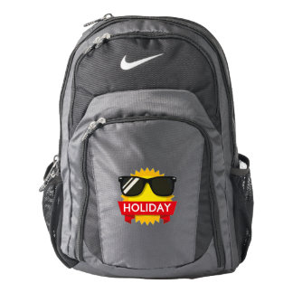 Cool sunglass sun backpack