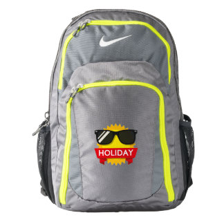 Cool sunglass sun backpack