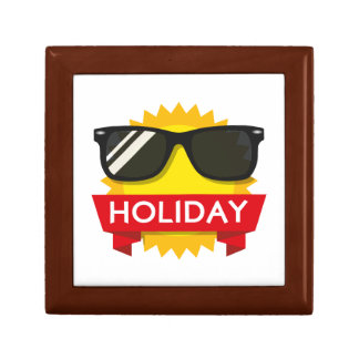 Cool sunglass sun gift box