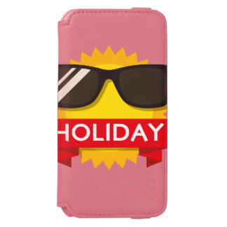 Cool sunglass sun incipio watson™ iPhone 6 wallet case
