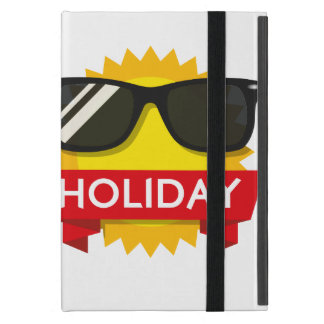 Cool sunglass sun iPad mini case