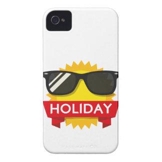 Cool sunglass sun iPhone 4 Case-Mate case