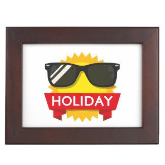Cool sunglass sun keepsake box