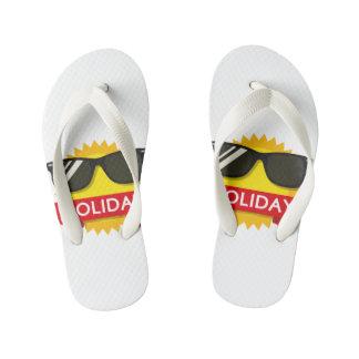 Cool sunglass sun kid's thongs